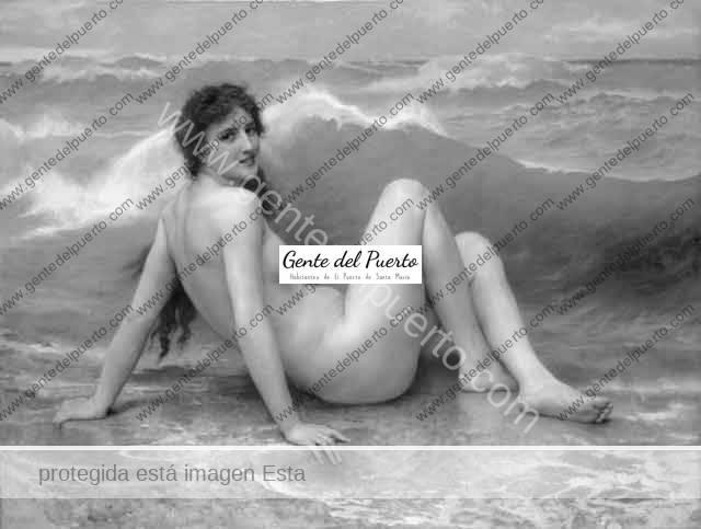 4.681. Nudismo en La Puntilla en el siglo XIX