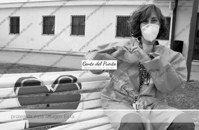 4.683. Rocío Sánchez Narváez. Solidaria trabajadora de AFANAS