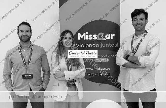 4.722. MissCar: el BlaBlaCar solo para mujeres, gestado entre El Puerto y Sevilla