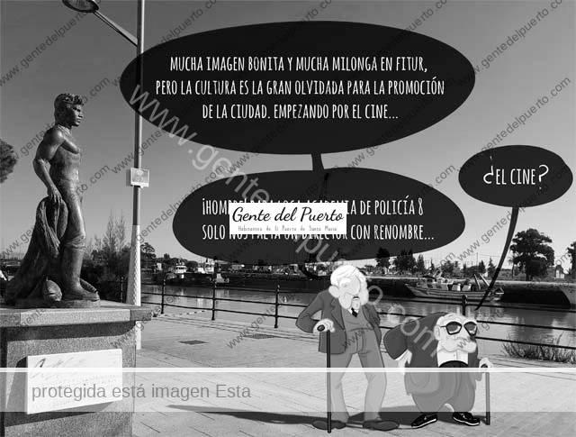 4.726. La viñeta de Alberto Castrelo. Turismo cultural