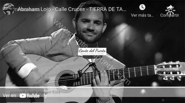4.738. Abraham Lojo Vigoy. Guitarrista, profesor y compositor. Semifinalista en 'Tierra de Talento'