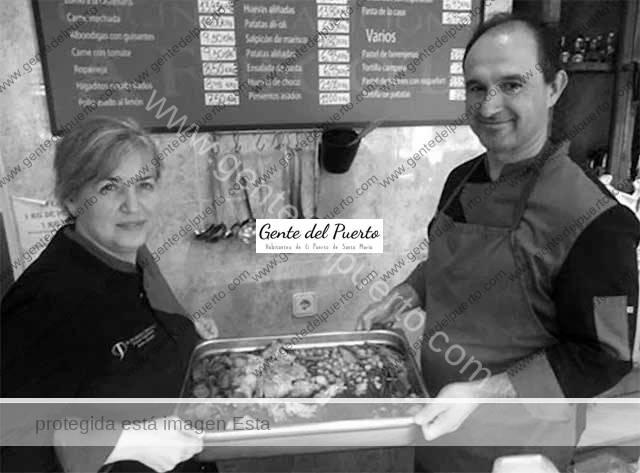 4.751. Salvador Quirós y Ana M. Orta. Abre la primera franquicia de 'A Fuego Lento'