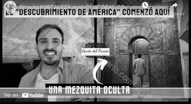 4.768. Jesús Carrillo. Guía turístico. En este Castillo-Fortaleza de San Marcos vivió Colón