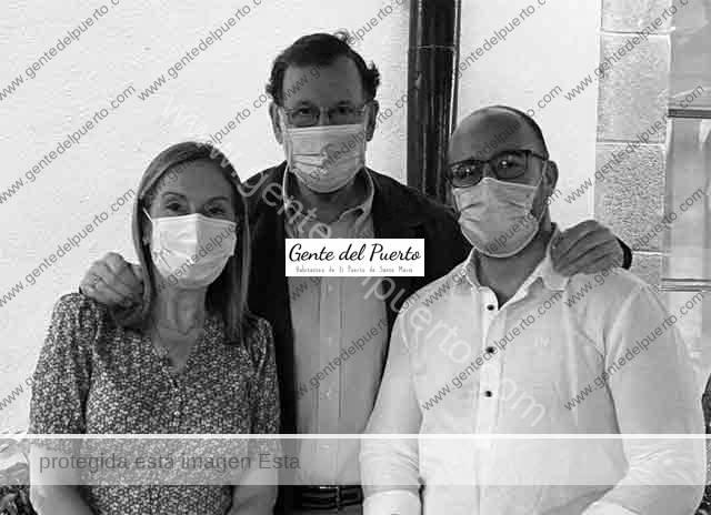 4.793. Desembarco veraniego de políticos populares, en El Puerto