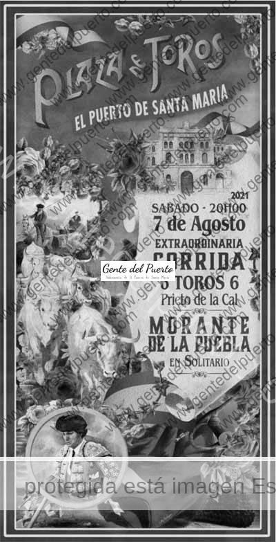 4.798. Caty Beringuier, autora del cartel de la encerrona de Morante