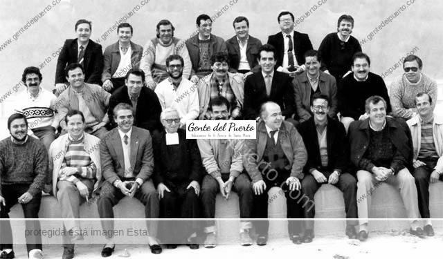 4.814. Los primeros antiguos alumnos de La Salle. 25 Aniversario.