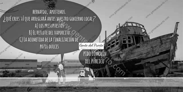 4.827. La viñeta de Alberto Castrelo. Apuestas entre la ciudadanía
