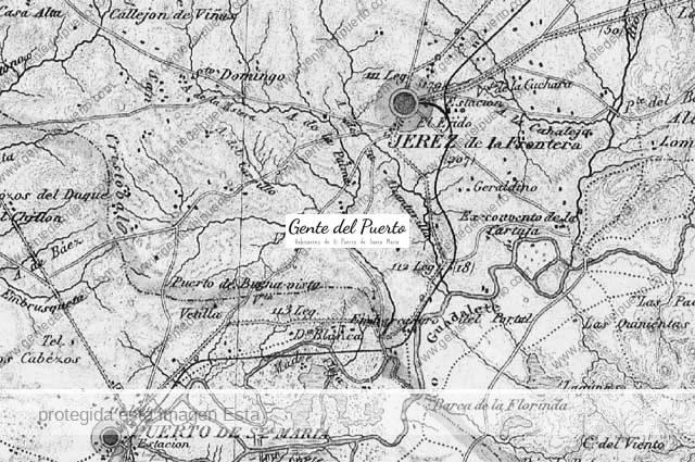 4.852. Cuesta de Matajaca: A Jerez por La Trocha