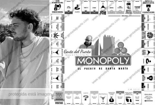 4.850. Jaime Jácome Torres. Creador de la versión portuense del Monopoly