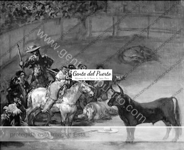 4.859. El antitaurino José Navarrete. 'Toros, Bonetes y Cañas'